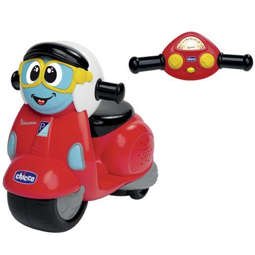 Moto Vespa R/C Infantil