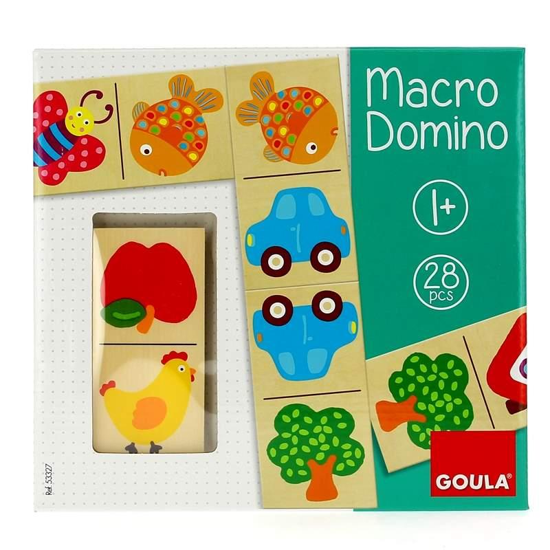 Macro-Domino-de-Madera