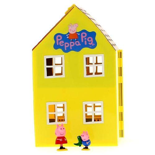 Peppa Pig y su Casa