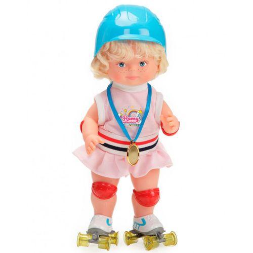 Muñeca Romy Patinadora