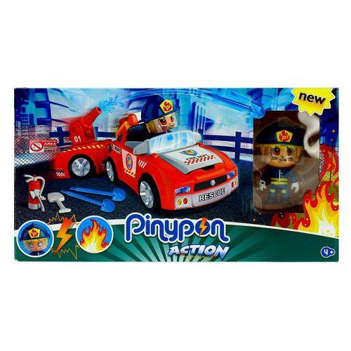 Pinypon Action Vehículo de Bomberos