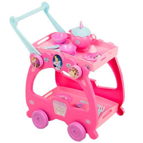 Princesas Disney Trolley de Té