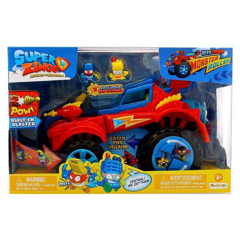 Superzings-Monster-Roller