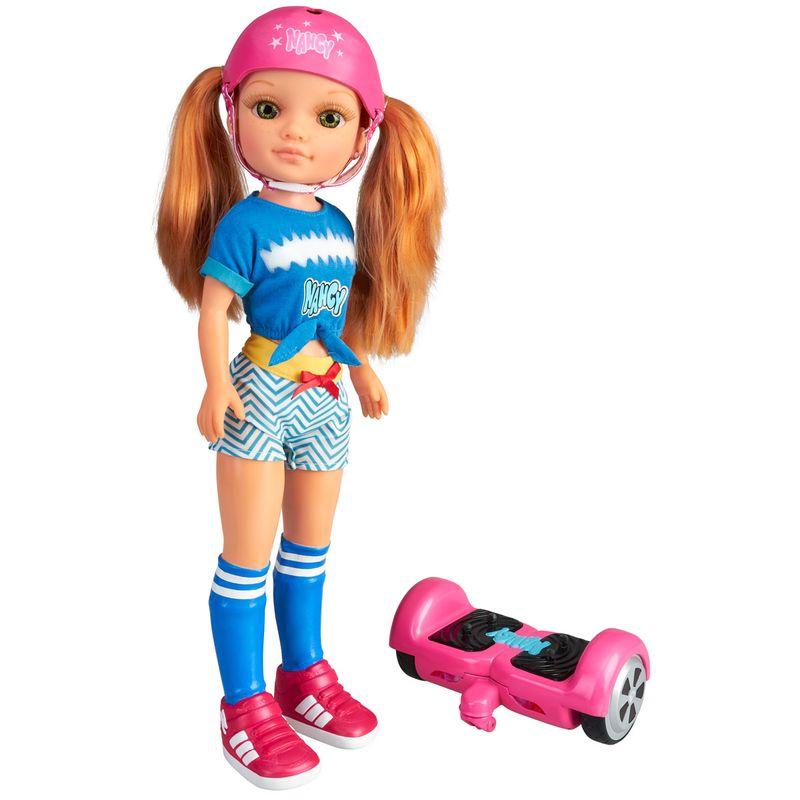 Nancy-un-Dia-con-mi-Hoverboard
