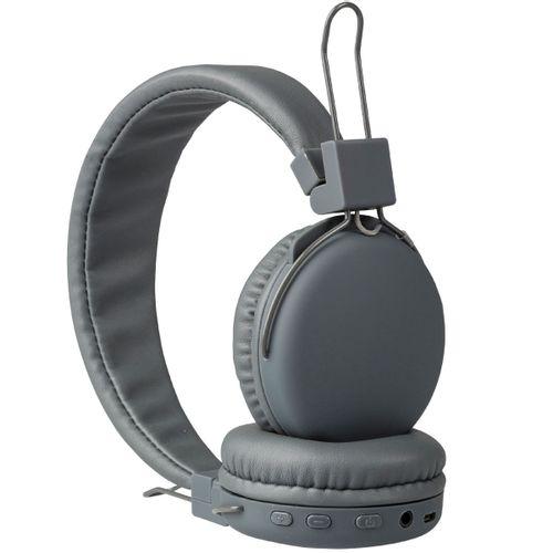 Auriculares Bluetooth Gris