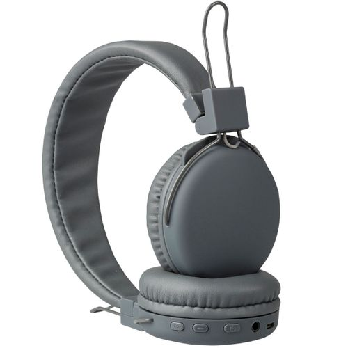 Auriculares Bluetooth Gris