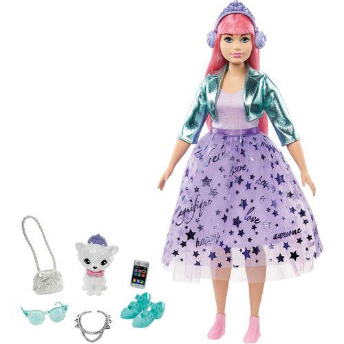 Barbie Princesa Adventure Deluxe