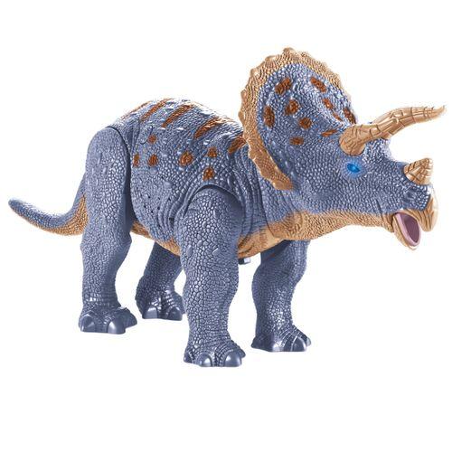 Dinosaurio Triceratops Electrónico