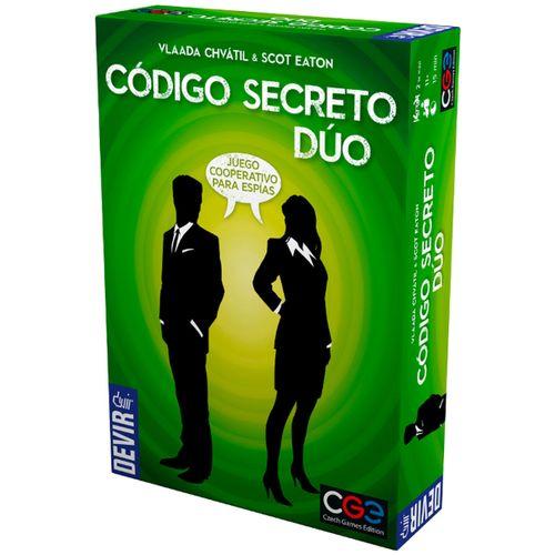 Código Secreto Dúo Juego de Mesa