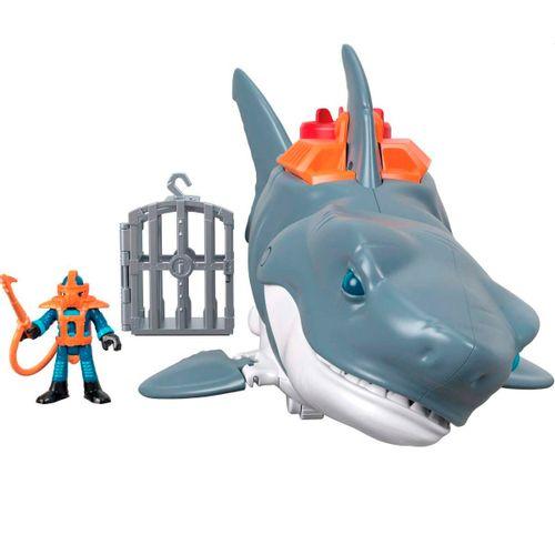 Jurassic World Imaginext Tiburón Megamandibulas