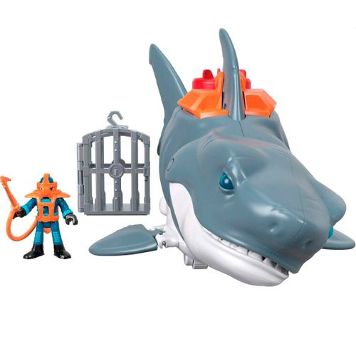 Jurassic World Imaginext Tiburón Megamandibulas