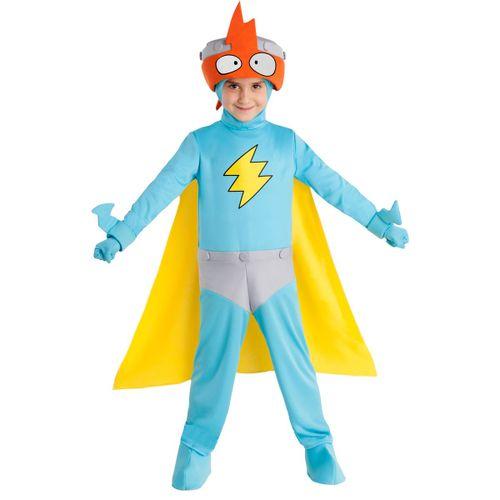 Superzings Kazoom Disfraz