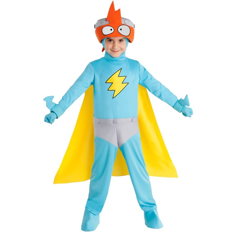 Superzings-Kazoom-Disfraz