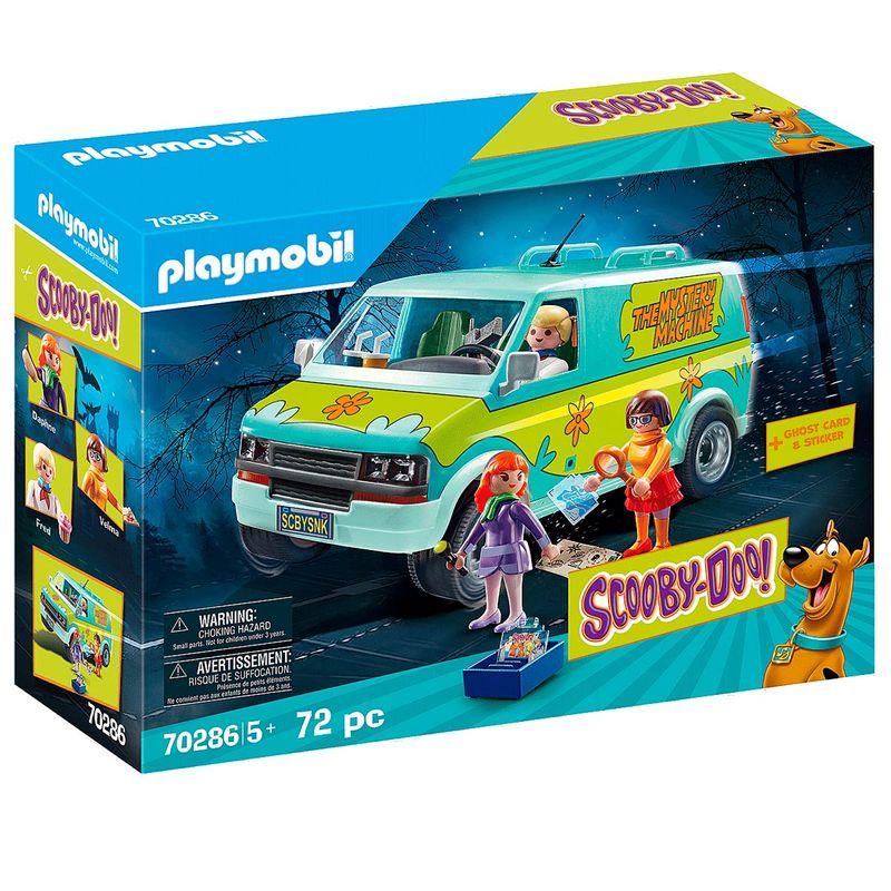 Playmobil-SCOOBY-DOO-La-Maquina-del-Misterio