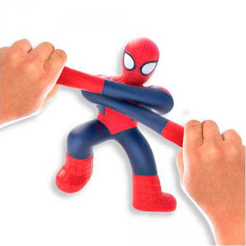 Goo Jit Zu Marvel Superhéroe Spiderman