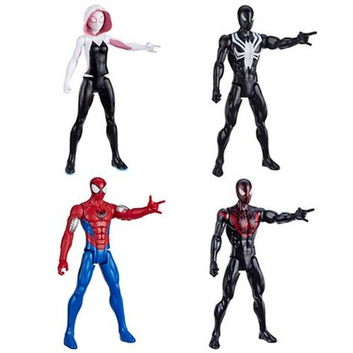 Spiderman Titan Web Warriors Figura Surtida