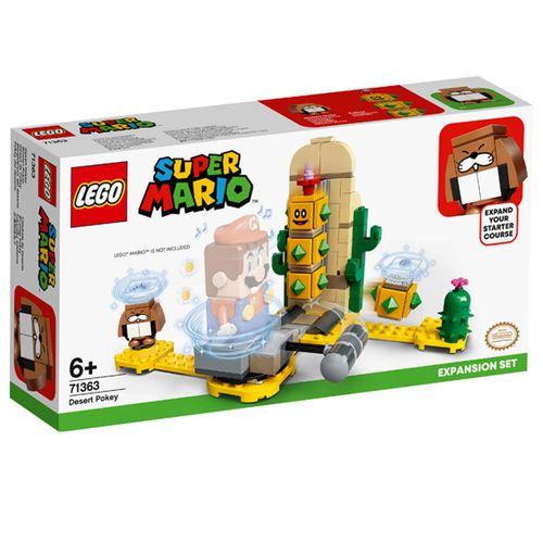 Lego Super Mario Set de Expansión: Pokey Desierto