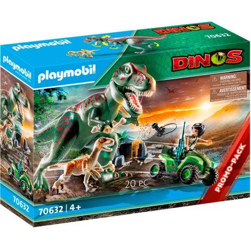 Playmobil Dinos Ataque del T-Rex
