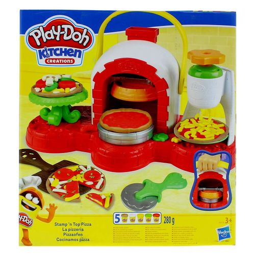 Play-Doh Cocinamos Pizza