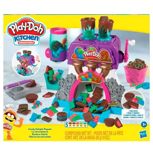 Play-Doh Kitchen Creations Fábrica de Chocolate