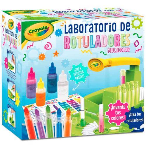 Laboratorio de Rotuladores Multicolor