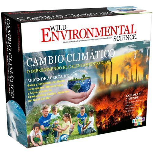 W.E.S Estudio Cambio Climático