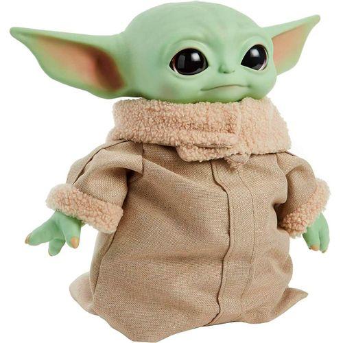 Star Wars Mandalorian Peluche Baby Yoda 28 cm