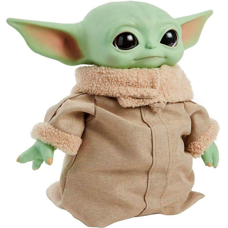 Star-Wars-Mandalorian-Peluche-Baby-Yoda-28-cm