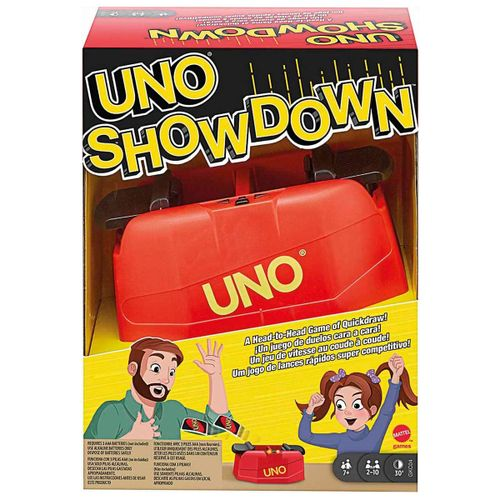 Juego Uno Showdown