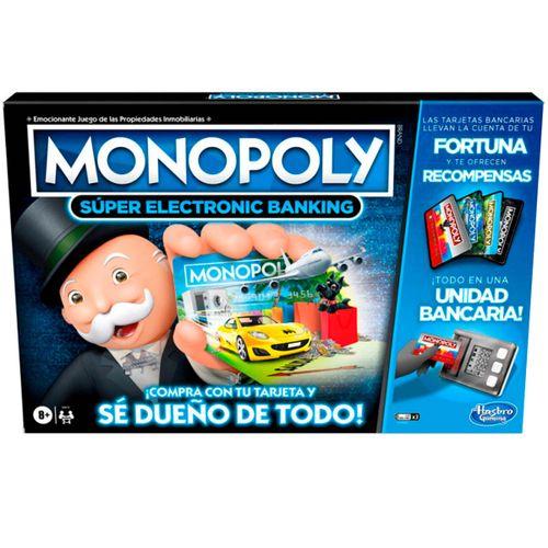 Monopoly Súper Electronic Banking