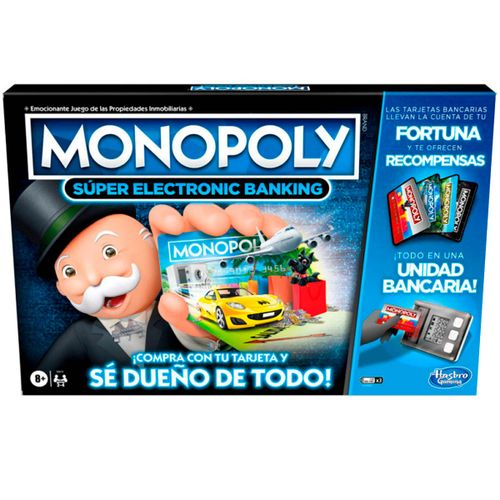 Monopoly Súper Electronic Banking