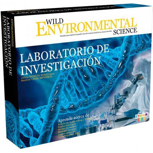 W.E.S Laboratorio de Investigación