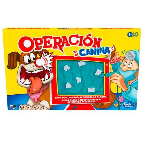 Operación Canina Juego de Mesa