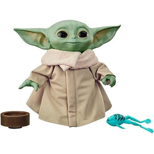 Star Wars Mandalorian Baby Yoda Peluche que Habla