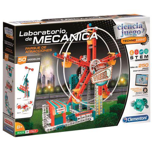 Laboratorio de Mecánica Parque de Atracciones