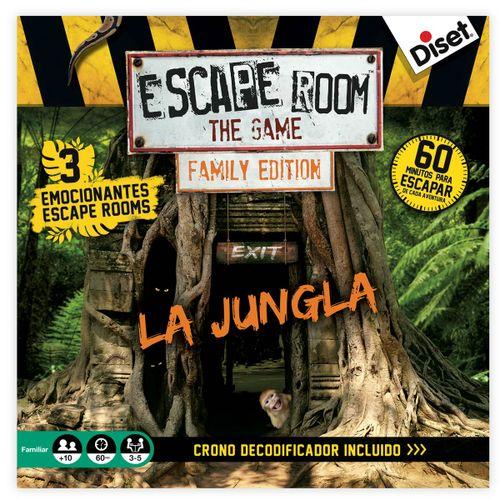 Escape Room Edición Familia la Jungla