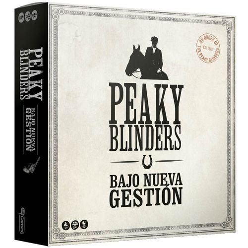 Peaky Blinders Bajo Nueva Gestión Juego de Mesa