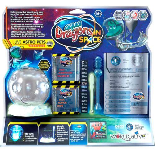 Aqua Dragons Astro Pets Edición Deluxe
