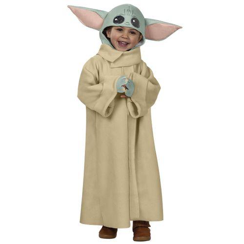 Star Wars Mandalorian Disfraz Baby Yoda