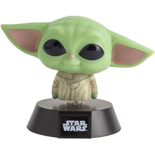 Star Wars Mandalorian Mini Lámpara Baby Yoda