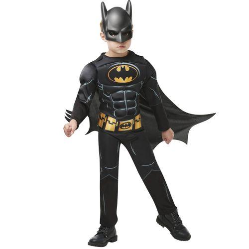 Batman Black Core Disfraz