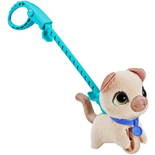 Furreal Friends Walkalots Mini Paseos Gato