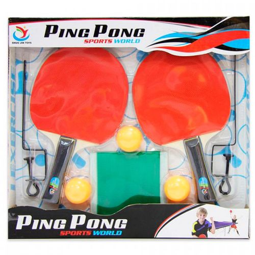 Pack Ping Pong