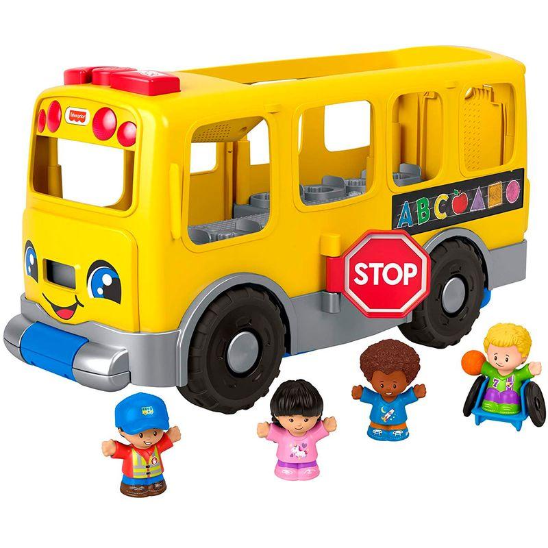 Little-People-Autobus-Escolar-Amarillo-Grande