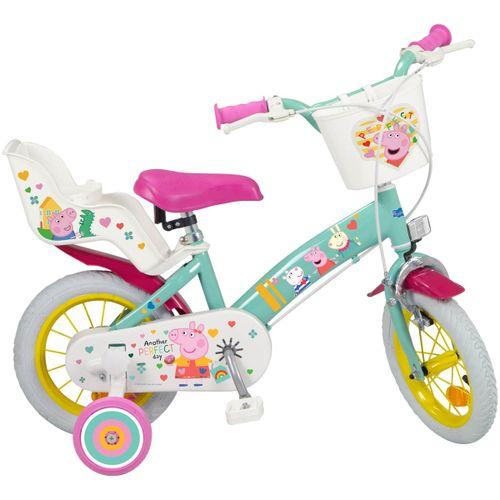 "Peppa Pig Bicicleta 12"""