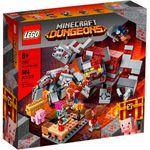 Lego-Minecraft-La-Batalla-por-la-Piedra-Roja