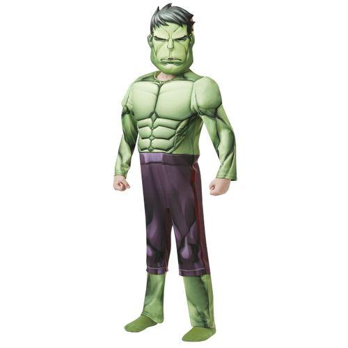 Los Vengadores Hulk Disfraz Deluxe