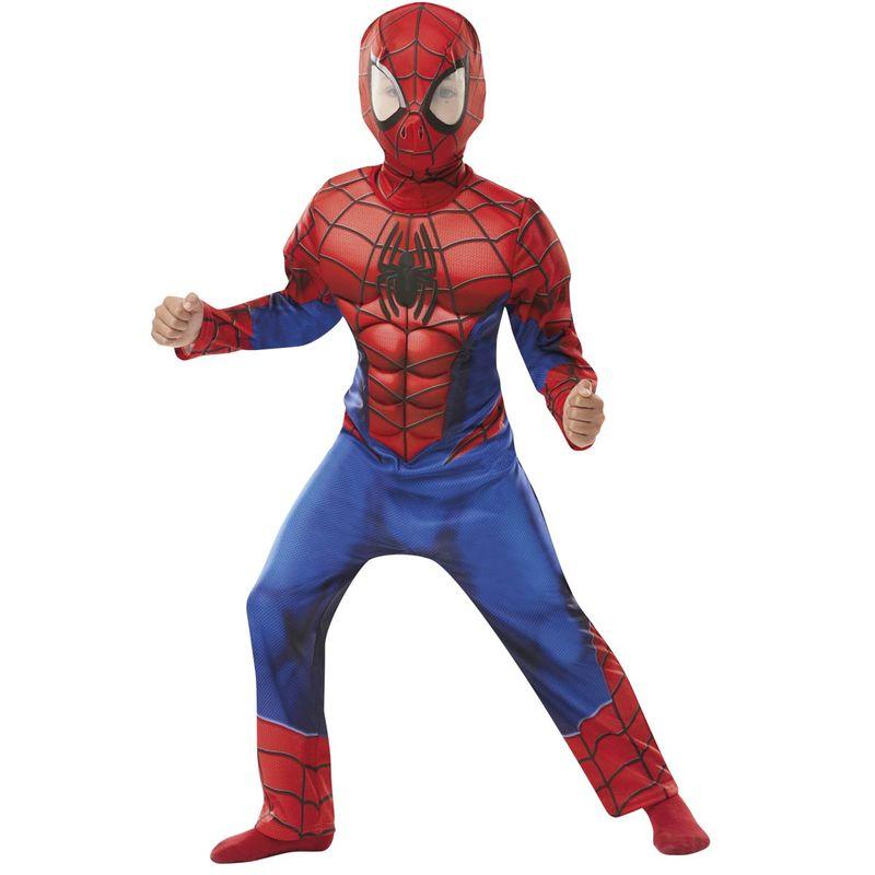Spiderman-Disfraz-Edicion-Deluxe