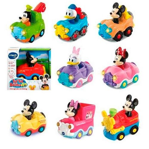 Tut Tut Bólidos Mickey Mouse Vehículo Surtido
