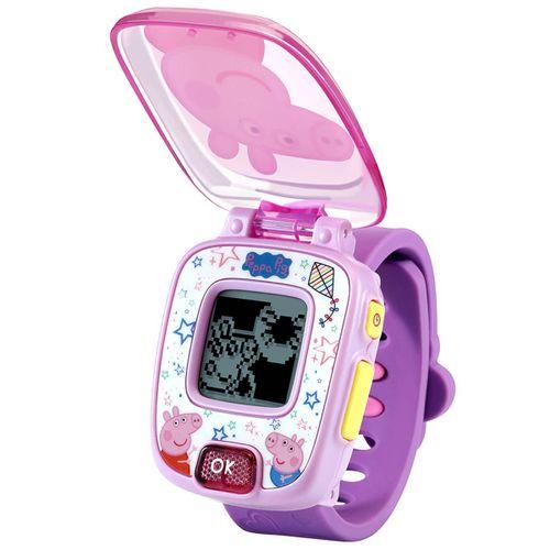 Peppa Pig Reloj Morado